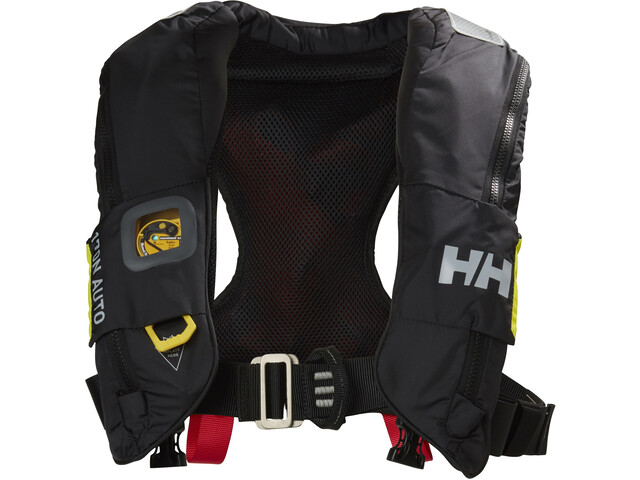 Helly Hansen Sailsafe Inflatable Race Chaleco, negro